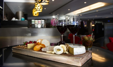 Cheese Platter, Bar Snack + Cocktails for Two $29 or Four People $57 at 350 Restaurant and Lounge Up to $125 Value