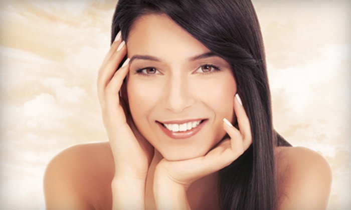 Lindsay at Andrea's Organic Hair Studio & Day Spa - North Naples: $119 for a Keratin Treatment from Lindsay at Andrea's Organic Hair Studio & Day Spa ($250 Value)