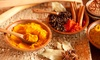 East India Grill - Mid-City West: Indian Dinner and Drinks for Two or Four at East India Grill (50% Off)