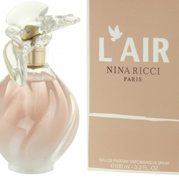 Nina 100 Eau Ricci Parfum Ml L'air De 5LjSc4ARq3