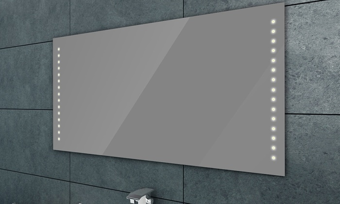 Miroir salle de bain LED | Groupon Shopping