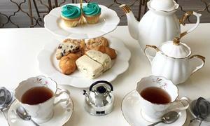 TeaCupcake Experience: Afternoon Tea Experience for Two or Four at TeaCupcake Experience (Up to 47% Off)