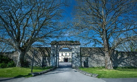 Co. Meath: 1 2 Nights for 2 with Breakfast, Scones, Tea/Coffee, Late Check Out, and Dining Discount at Castle Arch Hotel