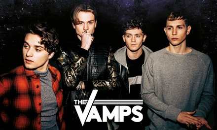 The Vamps, 14 - 28 April at Seven Locations (Up to 50% Off)