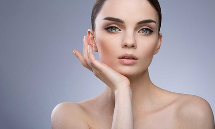 Eyeliner Cosmetic Tattooing Top or Bottom $89 or Both $159 at Halo Hair Beauty and Spa Up to $500 Value