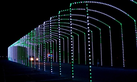 $19 for Drive-Thru Admission to The Dancing Lights of Christmas, Valid Until December 16 ($25 Value)