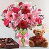 50% Off Valentine's Day Flowers & Gifts from 1-800-Flowers.com