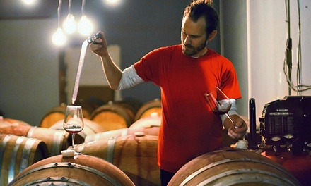 Wine and Chocolate Pairing for 2 or 4 or Evening with the Winemaker at ENSO Winery (Up to 67% Off)
