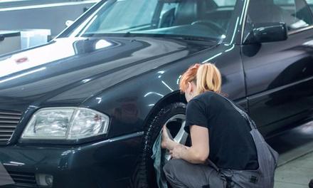 Autopflege, opt. mit Polster- u. Lederpflege, Himmelreinigungund mehr bei Die Fahrzeugaufbereiter LTD (bis 70% sparen*)