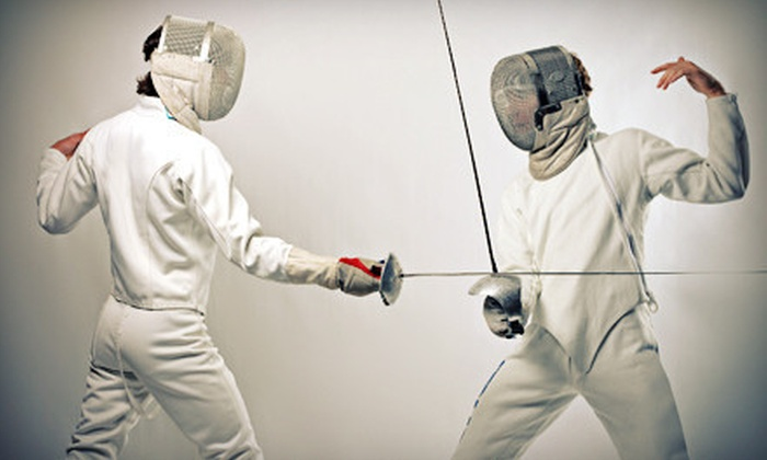 New Amsterdam Fencing Academy - Upper West Side: Three Classes or One or Two Months of Unlimited Classes and Sparring at New Amsterdam Fencing Academy (Up to 76% Off)