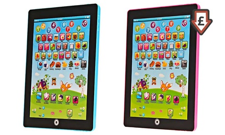 MultiFunction Learning Tablet: One £5.98 or Two £10.98