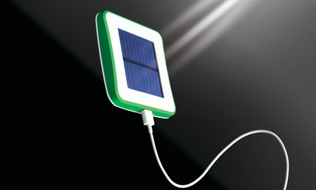 IJOY Solar Charger Power Bank for Mobile Devices 6469ea1e-0388-11e7-83c3-00259069d868