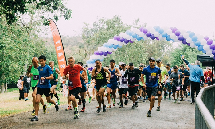 YMCA of Metropolitan Los Angeles - YMCA of Metropolitan Los Angeles: $29 for YMCA of Metropolitan Los Angeles's Hollywood Sign Run on Saturday, June 4 ($55 Value)