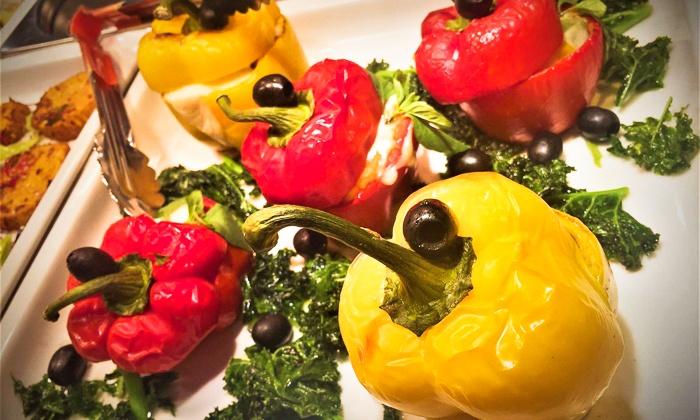 Kuchnie świata Bufet Express Kuchnia Marche Zielone