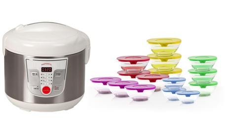 Robot de cocina Newcook y/o set de 15 boles de colores