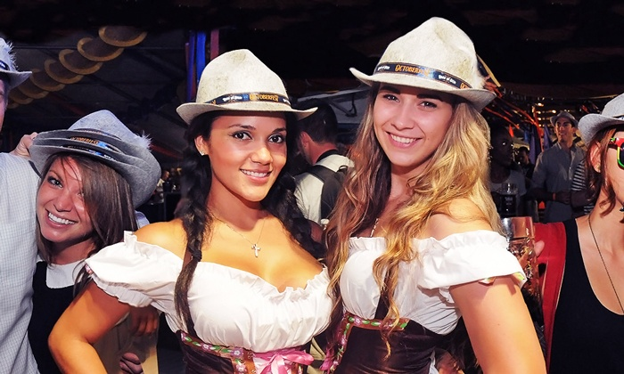 Las Olas Oktoberfest - Huizenga Park: Regular or VIP Admission for One or Two to Octoberfest Las Olas (Up to 54% Off)