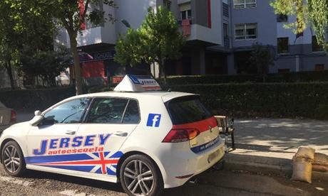 Curso teórico para obtener el carné de conducir B con 4 o 6 clases prácticas desde 14,95 € en Autoescuela Jersey