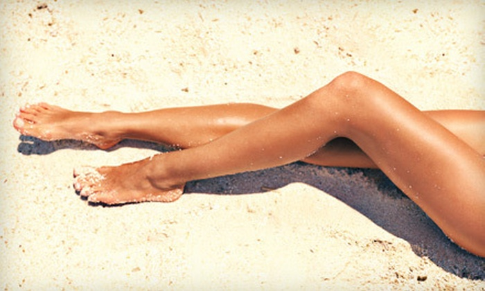 TEAL - St. Laurent: Three or Six Spider-Vein-Removal Treatments at TEAL (Up to 89% Off)