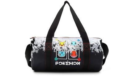 Pokemon Long Cross Body Strap Bag