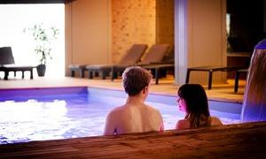 Saunate: Dagtoegang voor de sauna  en wellness met glaasje cava vanaf €19.99 bij Saunate