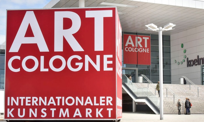 2 Tageskarten Art Cologne 2019