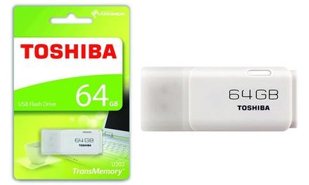 Toshiba 64GB U202 TransMemory USB Flash Drive