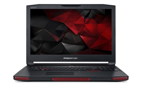 Acer Predator 17 Laptop with Intel Core i7 2.8GHz Processor, 16GB RAM, 1TB HDD, and 256GB SSD (Manufacturer Refurbished) 647a079f-6091-42b3-bb59-09e29ca5f1db