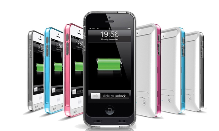 iPhone 5/5S Battery Case: Urge Basics iPhone 5/5S Apple Certified Battery Case. Multiple Colors Available. Free Returns.