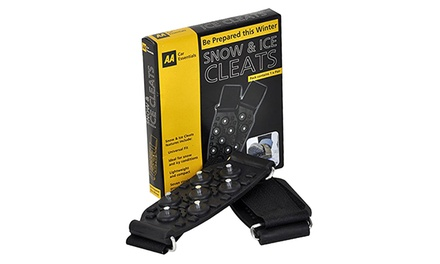 AA Snow and Ice Cleats