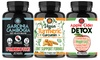 Angry Supplements Gut Balance Combo Supplements (60-Ct.; 3-Pack)
