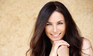 Transitions Salon: Haircut Package or Formaldehyde-Free Keratin Treatment at Transitions Salon (Up to 52% Off)