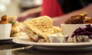 Dinner for Two or Four at The Flying Banzini (Up to 45% Off)