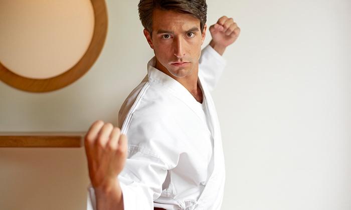 Serrano's Martial Arts - El Dorado: Four Weeks of Unlimited Martial Arts Classes at Serrano's Martial Arts (60% Off)