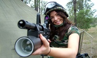 Two-Hour Laser Combat Game for Up to Six at Battlefield Live Peterborough (60% Off)