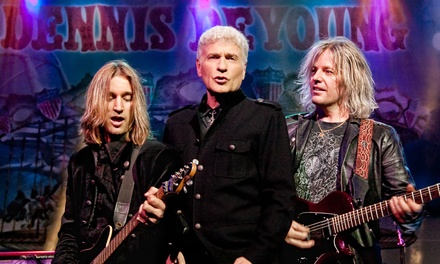Dennis DeYoung: The Music of STYX at Family Arena on Saturday, October 18, at 7 p.m. (Up to 51% Off)