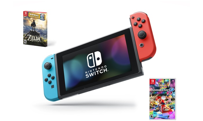 fc6a48fc369b Nintendo Switch with