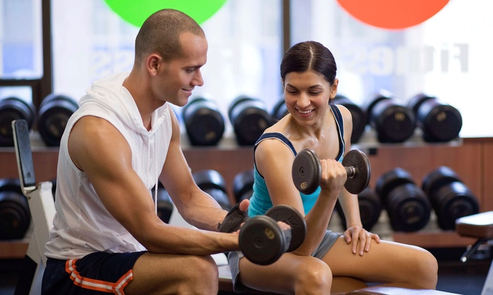 Bui (Life + Fit) - Civic Center: $340 for One Month of Personal Training Sessions at Bui (Life + Fit) ($680 Value)