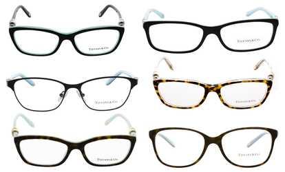 5169259f164 Shop Groupon Tiffany Women s Optical Frames