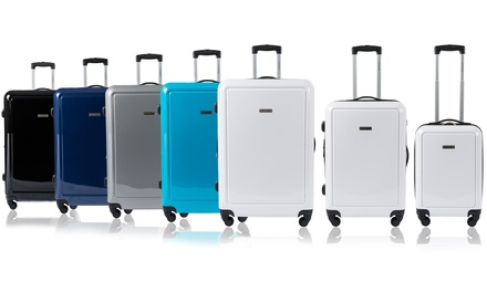 3-Piece Polycarbonate Hardside Luggage Set (Shipping Included)