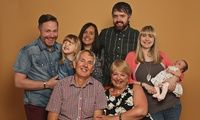 Family or Group Photoshoot with Up to Eight Prints at Icon Photography Studios (Up to 93% Off)