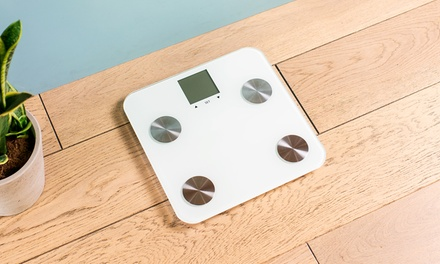 Davis and Grant Seven-in-One Body Analysing Bathroom Scale