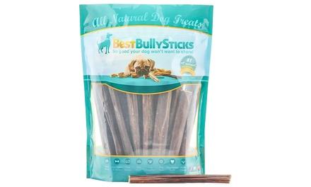 all natural gullet sticks dog treats by best bully sticks 25 pack livingsocial. Black Bedroom Furniture Sets. Home Design Ideas