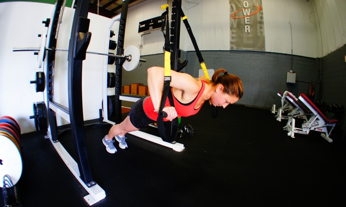 The FieldHouse - Sudbury: Five or Ten TRX Adult Fitness Classes at The FieldHouse (Up to 65% Off)