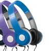 Jamsonic JHP707 Foldable DJ-Style Noise-Isolating Headphones