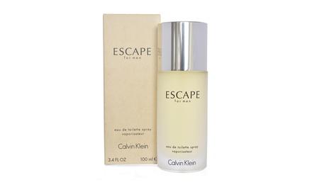 Eau de Toilette Calvin Klein Escape voor mannen 100 ml