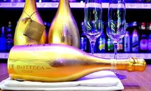 Tribar : Una, 3 o 6 bottiglie di Spumante Gourmet Bottega Gold con ritiro in loco a Roma o consegna a domicilio da Tribar
