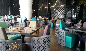 Nar: Arabic Iftar Buffet with Drinks & Flavour for One, Two or Four at Nar, Three Locations