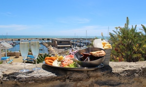 The Pickled Herring: $49 for Seafood Sharing Platter with Prosecco for Two People at The Pickled Herring (Up to $96 Value)