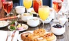 Bottomless Prosecco Brunch for Up to Four at 48 Bistro