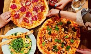 Pizzeria na Nowolipkach: Dowolnie wybrana włoska pizza od 20,99 zł w Pizzerii na Nowolipkach(-45%)